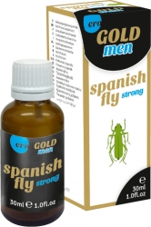 Spanish Fly men - GOLD - strong - 30 ml picaturi afrodisiace