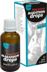 Marathon - men - Long Power Drops  - 30 ml
