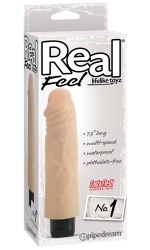 Vibrator Real Feel Lifelike Toyz No. 1
