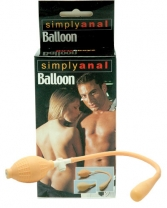 Dop anal gonflabil - Simply Anal Balloon