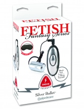 Fetish Fantasy Series Shock Therapy Silver Bullet
