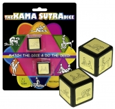 Kama sutra dice gold